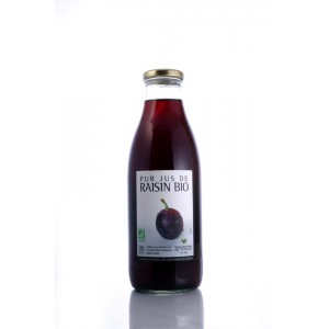 Jus de raisin - 1 litre